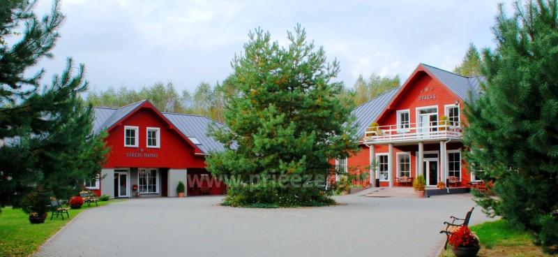 Центр конференций и отдыха Kernaves bajoryne - 3