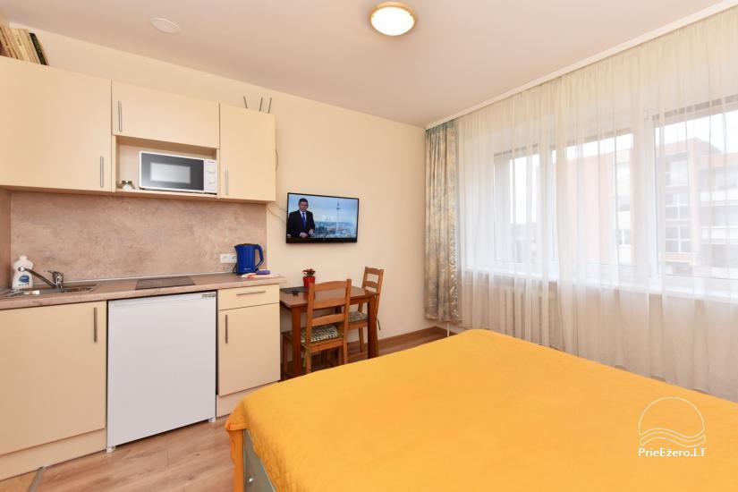 Уютная квартира в центре Друскининкай - 1