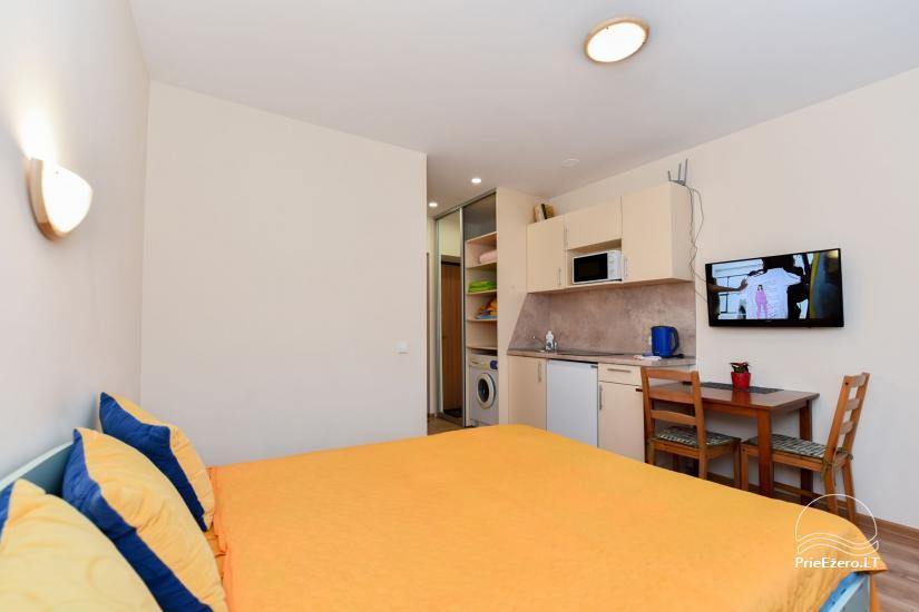Уютная квартира в центре Друскининкай - 3