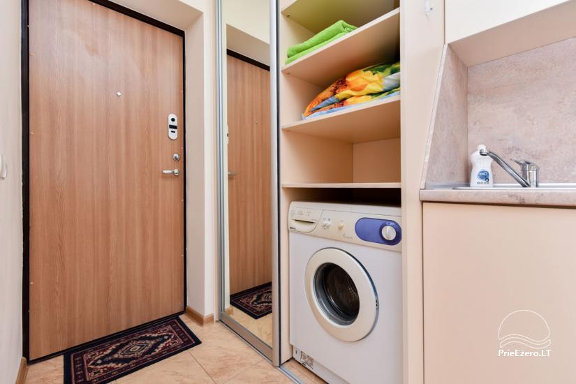 Уютная квартира в центре Друскининкай - 7