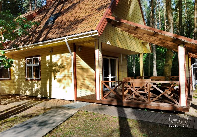 Villa in Plunge district at the lake Plateliai Plokštinė - 19