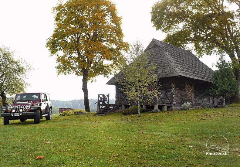 Villa in Plunge district at the lake Plateliai Plokštinė - 24