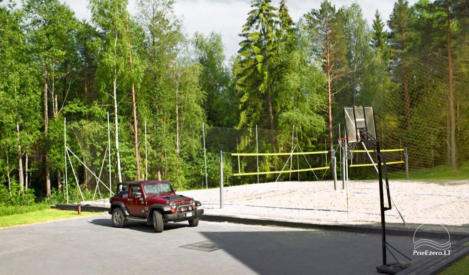 Villa in Plunge district at the lake Plateliai Plokštinė - 28