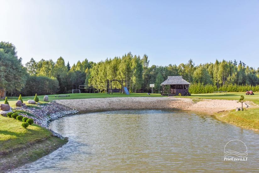 Усадьба Biciuliai в Плунге области - 8