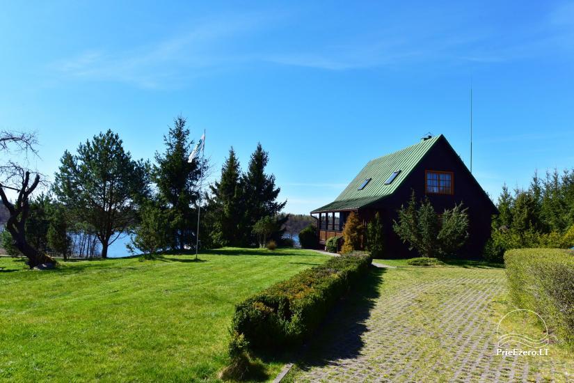 Fazenda, holiday cottages for rent in Prienai area - 1