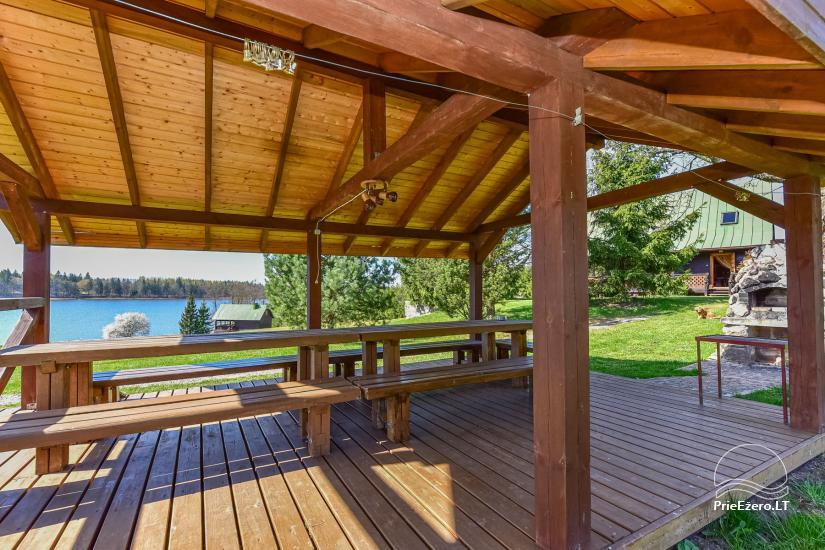 Fazenda, holiday cottages for rent in Prienai area - 7