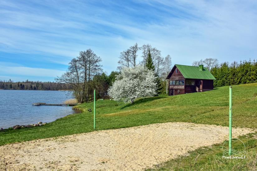 Fazenda, holiday cottages for rent in Prienai area - 13
