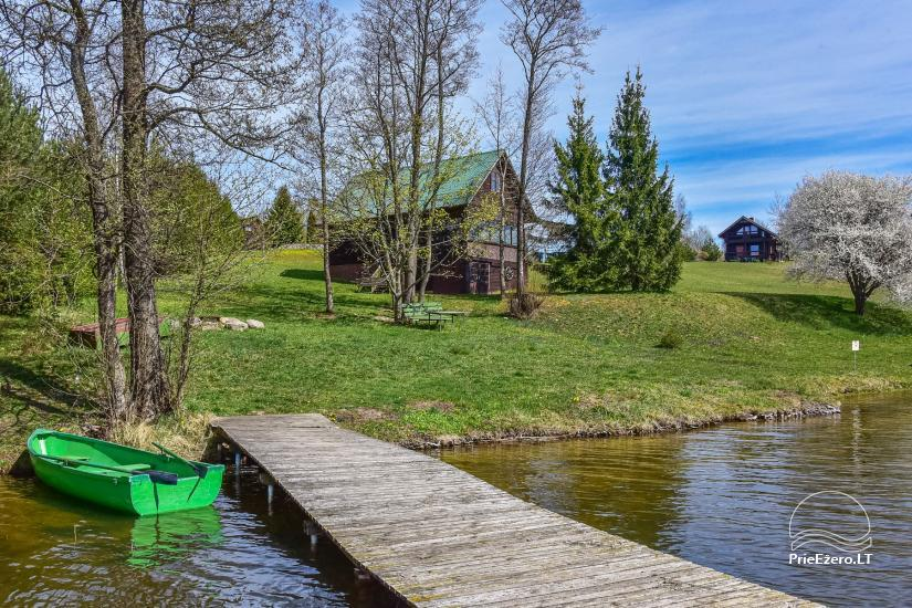 Fazenda, holiday cottages for rent in Prienai area - 15