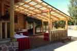 Homestead Raudesyne in Utena area - 50-seat hall for banquets, seminars - 7