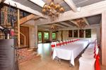 Homestead Raudesyne in Utena area - 50-seat hall for banquets, seminars - 9