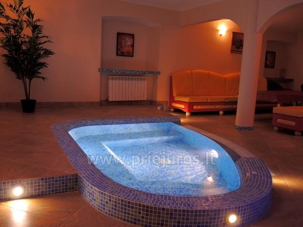 Noclegi, sauna i jacuzzi w Klajpedzie - 3
