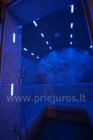 Noclegi, sauna i jacuzzi w Klajpedzie - 5