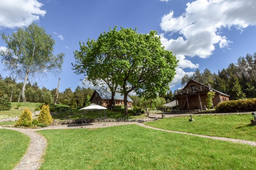 Holiday rentals in Trakai region, homestead Gerviu takas - 6