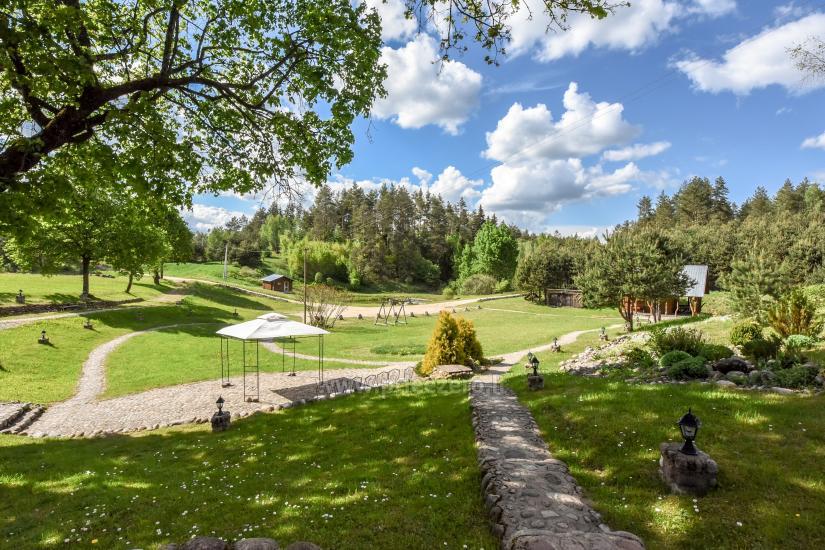 Holiday rentals in Trakai region, homestead Gerviu takas - 7