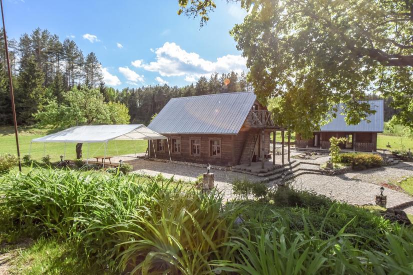 Holiday rentals in Trakai region, homestead Gerviu takas - 8