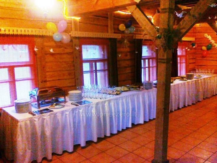 Holiday rentals in Trakai region, homestead Gerviu takas - 16