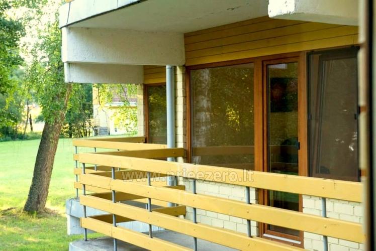Place for rest Merkys: banquet hall, sauna, bedrooms - 2