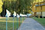 Place for rest Merkys: banquet hall, sauna, bedrooms - 4