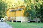 Place for rest Merkys: banquet hall, sauna, bedrooms - 1