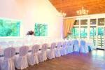 Place for rest Merkys: banquet hall, sauna, bedrooms - 9