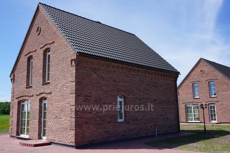 Wille luksusowe apartamenty do wynajęcia w dzielnicy Kłajpedzie - 1