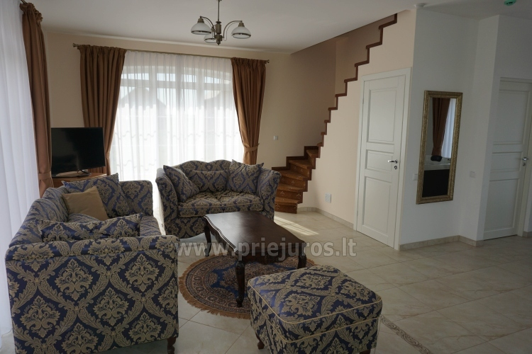 Luxury holiday villas for rent in Klaipeda district - 3