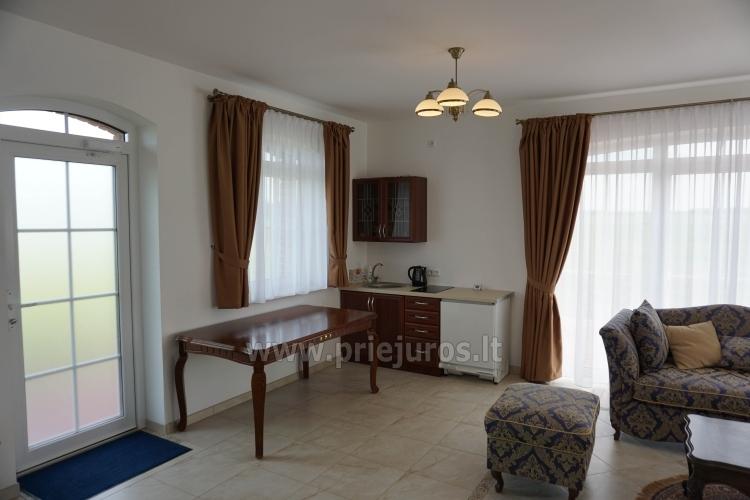Wille luksusowe apartamenty do wynajęcia w dzielnicy Kłajpedzie - 7