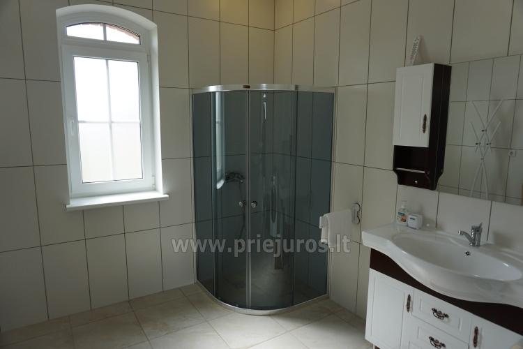 Wille luksusowe apartamenty do wynajęcia w dzielnicy Kłajpedzie - 8