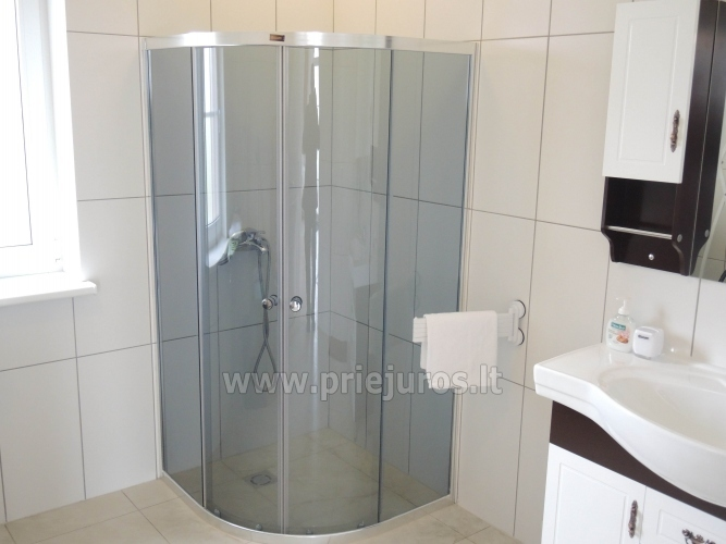 Wille luksusowe apartamenty do wynajęcia w dzielnicy Kłajpedzie - 10