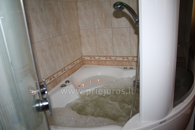 Romantic apartment near Klaipeda with Jacuzzi - 3