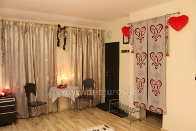 Romantic apartment near Klaipeda with Jacuzzi - 4