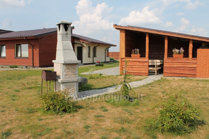 Romantic apartment near Klaipeda with Jacuzzi - 5