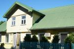 Rooms for rent in Rucava in a homestead-guest house Paurupite