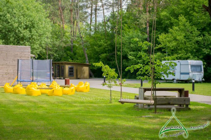 Camping Po zvaigzdem in Anyksciai - 1