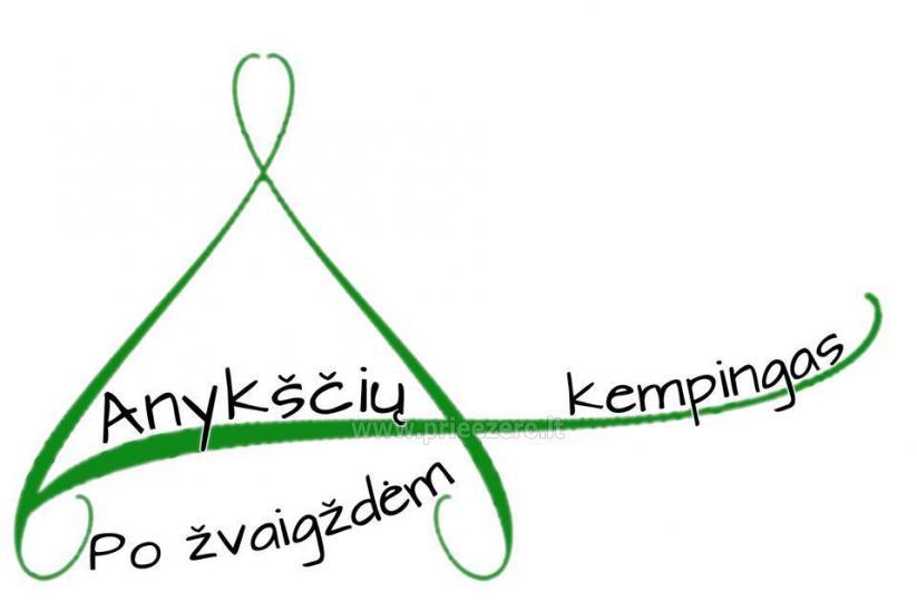 Кемпинг Pо zvaigzdem в Anyksciai - 8