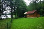 Villa with a bathhouse in Trakai. There is places for tents