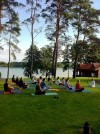 Countryside tourism complex in Trakai region on the shore of the lake Margio krantas - 10