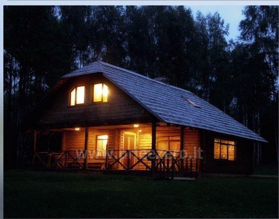 Camping Muižnieki in Latvia near the lake Usmas - 2