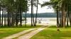 Camping Muižnieki in Latvia near the lake Usmas - 17