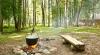 Camping Muižnieki in Latvia near the lake Usmas - 18