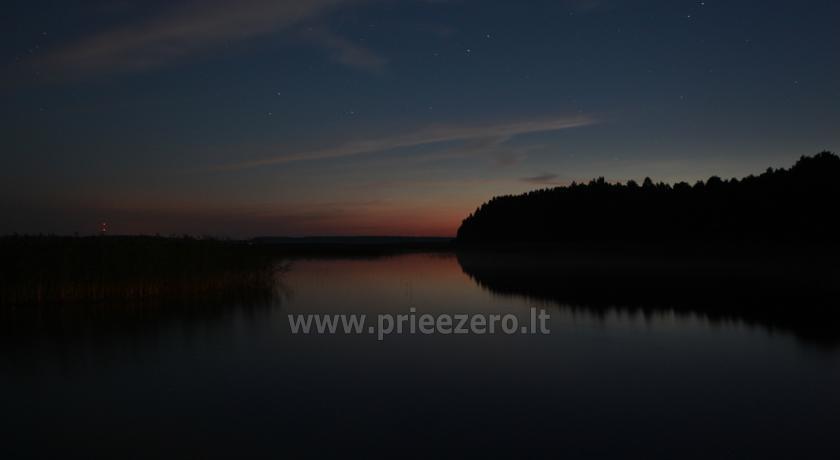 Camping Muižnieki in Latvia near the lake Usmas - 24