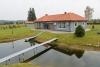 Villa in Skuodas district Gervių gūžta: banquet hall, sauna, bedrooms - 14