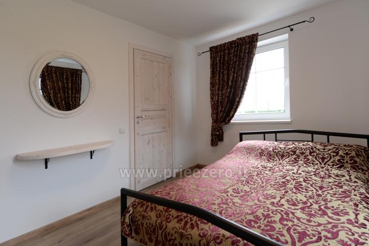 Villa in Skuodas district Gervių gūžta: banquet hall, sauna, bedrooms - 38