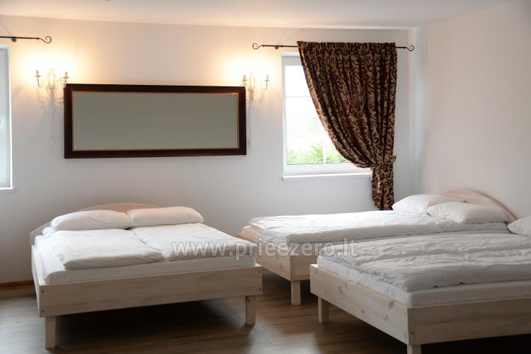 Villa in Skuodas district Gervių gūžta: banquet hall, sauna, bedrooms - 39