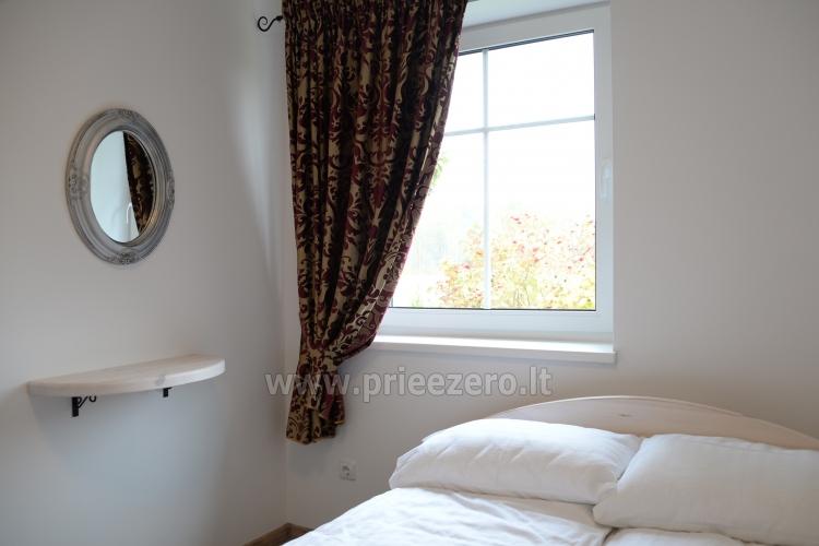 Villa in Skuodas district Gervių gūžta: banquet hall, sauna, bedrooms - 40