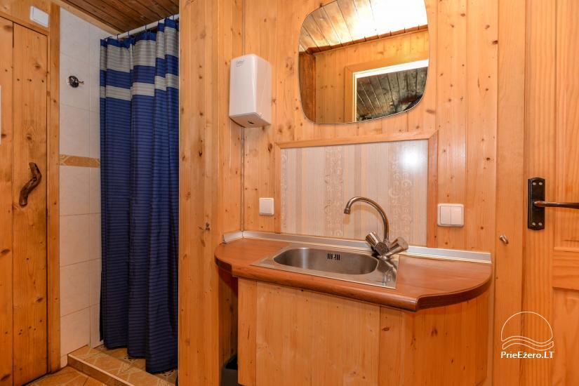 Badewanne, Bankettsaal zu vermieten in Panevezys Bereich Pas Kęstutį - 15
