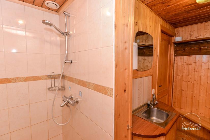 Badewanne, Bankettsaal zu vermieten in Panevezys Bereich Pas Kęstutį - 21