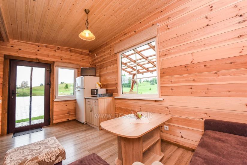 Quadruple holiday huts