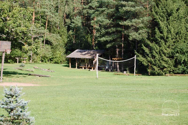 Homestead Azuolyne near Aukstadvaris - 13