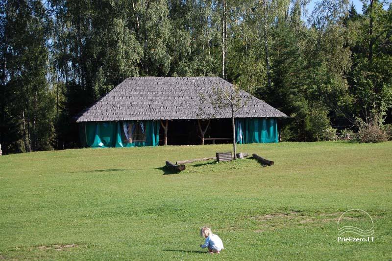 Homestead Azuolyne near Aukstadvaris - 15